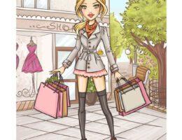 איך להפסיק לבזבז כסף על בגדים