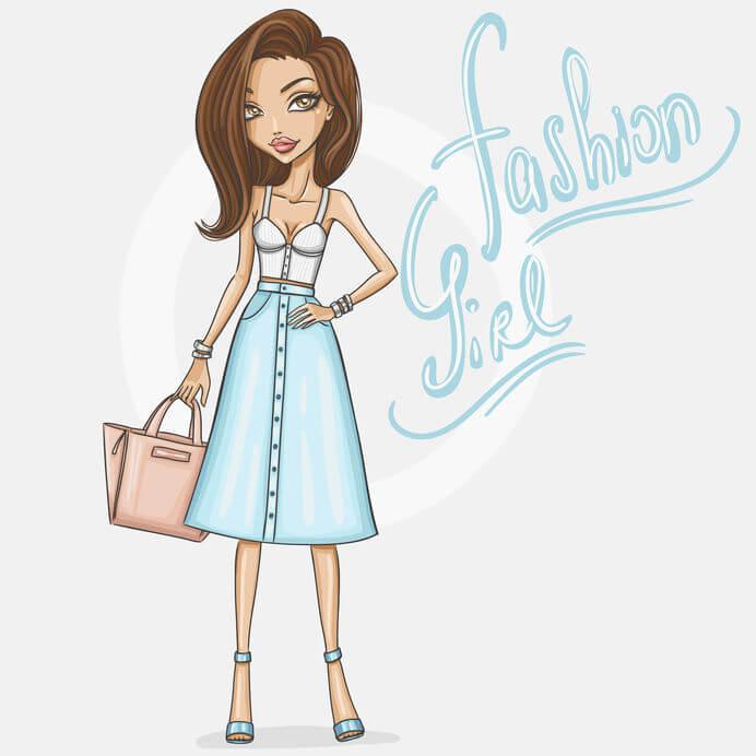 בלוג אופנה - fashion girl