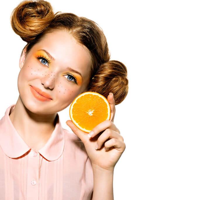 ויטמין סי בטיפוח העור