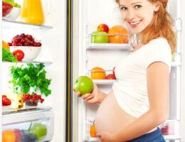 תזונה נכונה בהריון