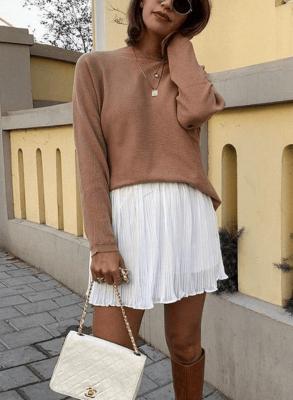 בלוגרית אופנה