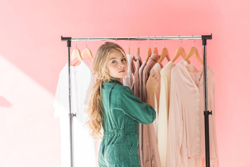 סטנד לתליית בגדים