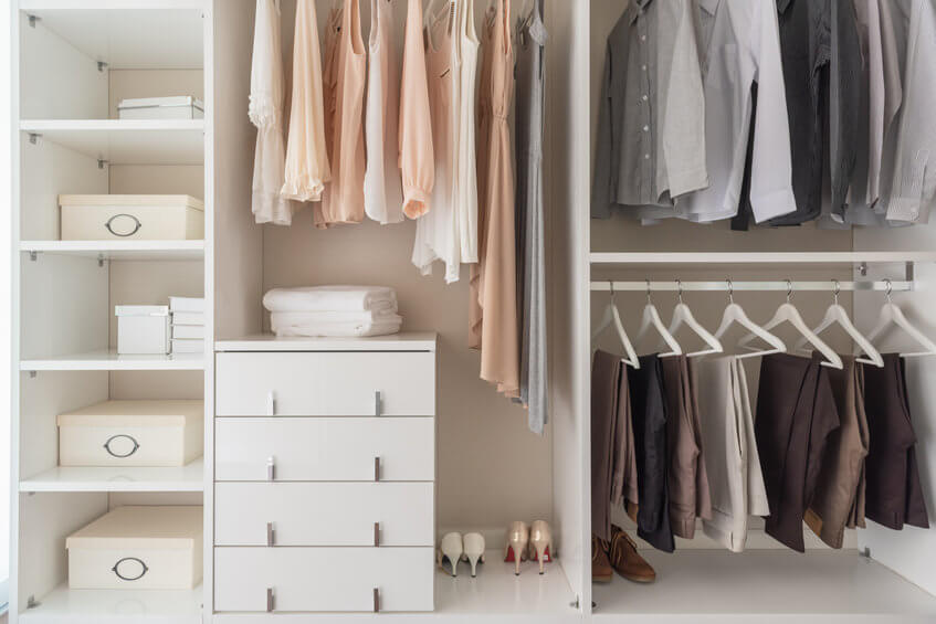 איך לסדר את הארון