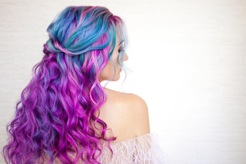 צבע שיער ללא אמוניה