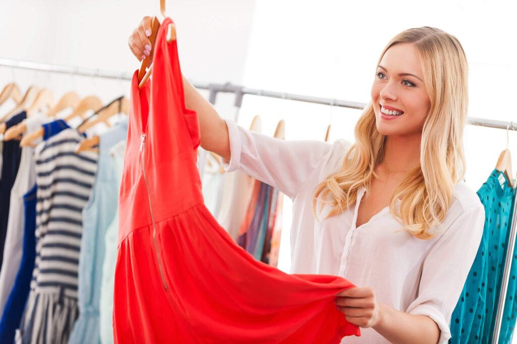 טיפים לקניית בגדים