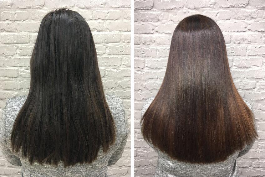 טיפול קראטין לשיער