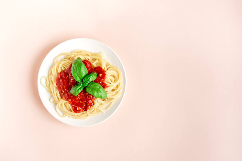 מתכון לספגטי ברוטב עגבניות
