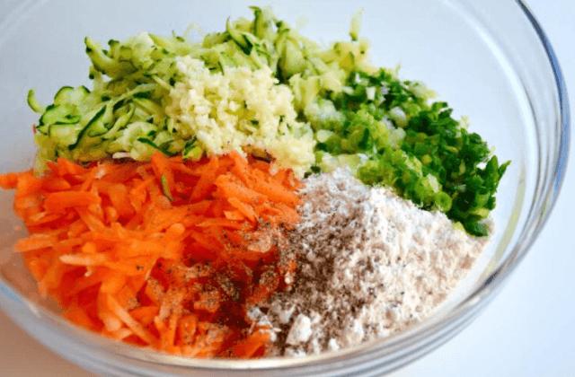 מתכון ללביבות ירק