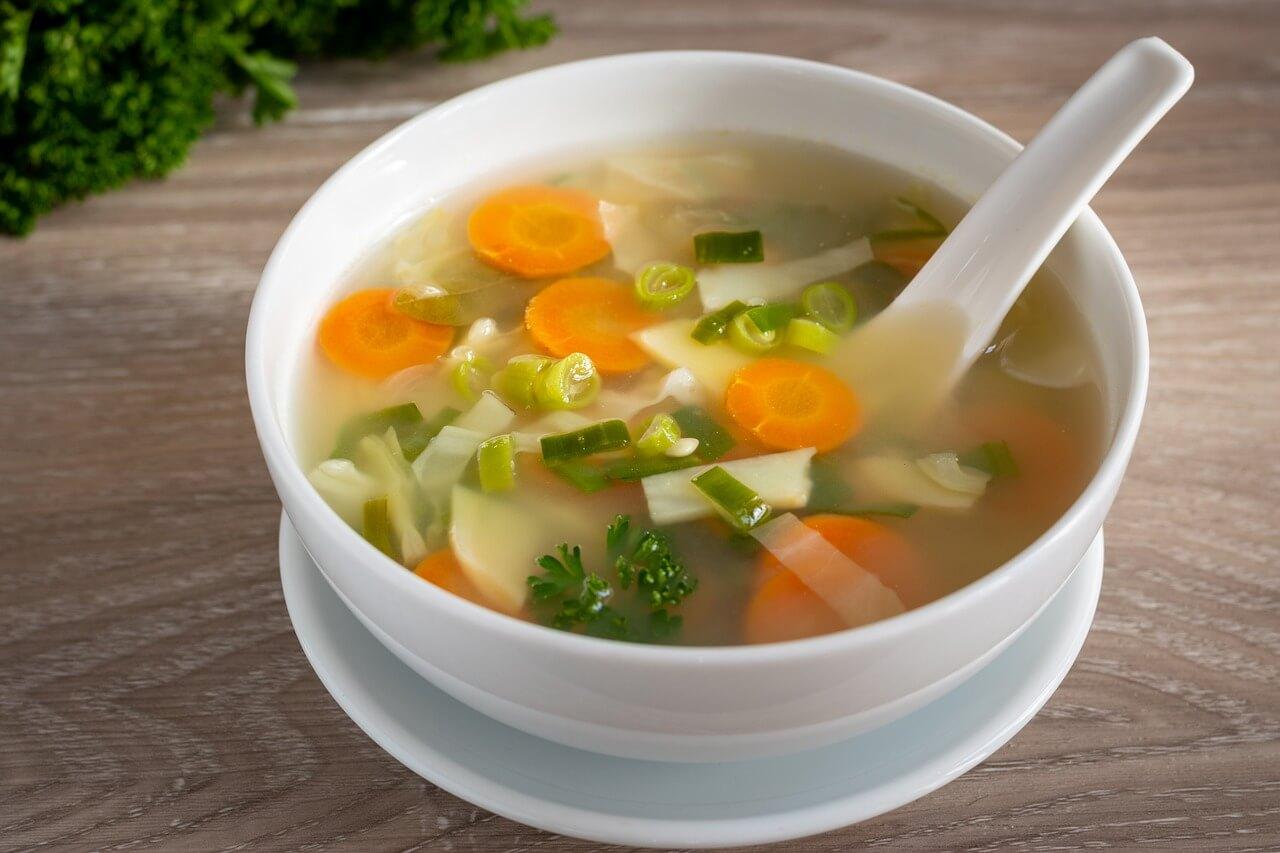 מרקים לחורף ולארוחת צהריים